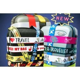 Kofferbänder & Koffergürtel