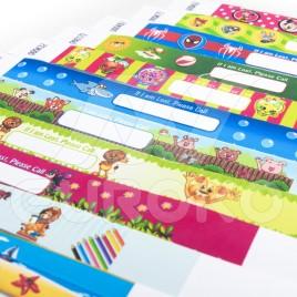 TYVEK Sicherheitsbänder für Kinder
