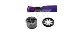 Plastikverschluss (schwarz) - +0,010 € (+0,012 € Mit Mwst.)