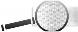 Gerippter Satin (15mm)